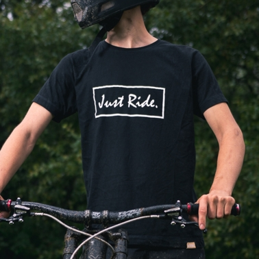 T-Shirt - GMD Just Ride