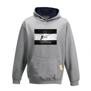 Kinder Hoodie - GMD Just Ride Tunnel