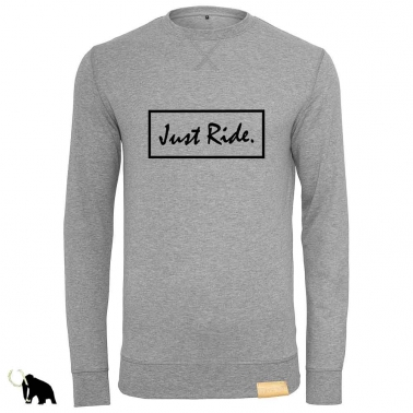 Sweatshirt - GMD Just Ride