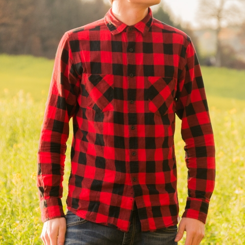 Flanell Shirt - GMD CT Productions