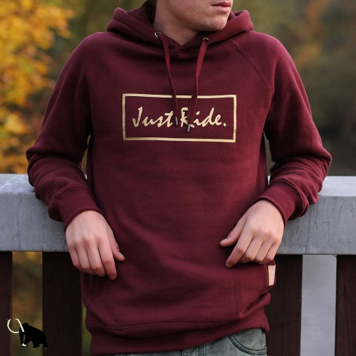 Side Pockets Hoodie - GMD Just Ride