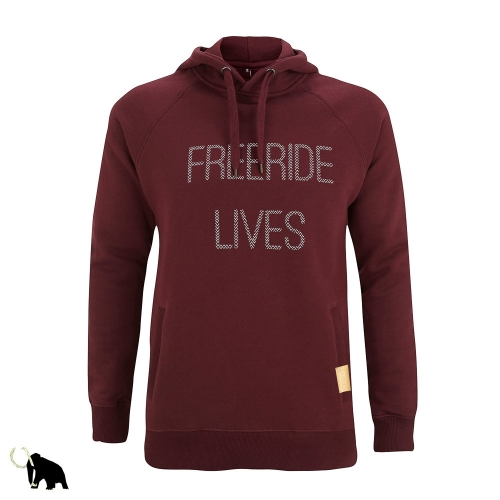 Side Pockets Hoodie - GMD Freeride Lives
