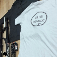 T-Shirt - GMD Wheelie Wednesday