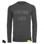 Sweatshirt - GMD Freeride Lives